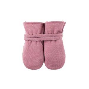 Mănuși Pure Pure lână merinos - cashmere rose