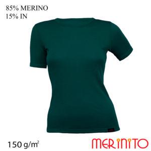 Tricou Merinito femei Seaport D080_SP