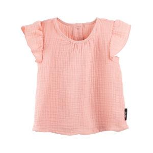 Tricou Pure Pure muselină - Coral Peach